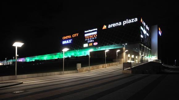 Arena Plaza Mall, Budapest, VIV Zrt.